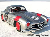 300SL in Bonneville Trim