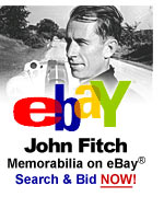 John Fitch Items on eBay